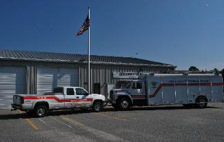 Truck 80 Light Rescue; Rescue 80 NCAREMS Heavy Rescue