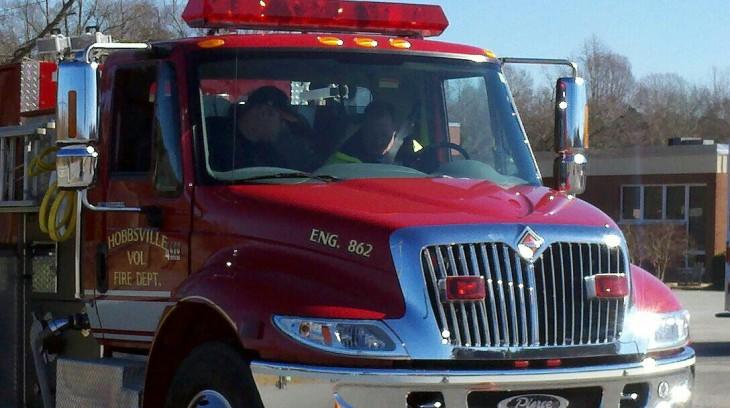 Richard Brittingham Emergency Vehicle Driver class in Feb 2015