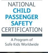national child passenger safety cert