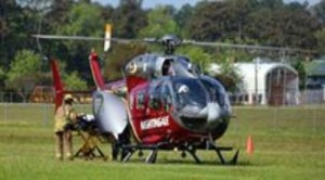 Nightingale, which flies out of Sentara Norfolk General Hospital in Norfolk, V.A.