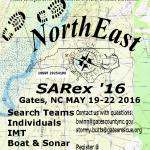 SARex '16 May 19 – 22 2016
